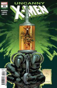 Uncanny X-men #20 (2019)