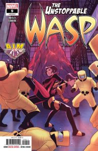 The Unstoppable Wasp #9 (2019)