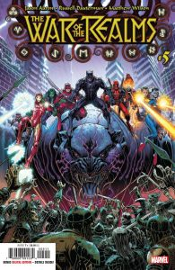 The War of the Realms #5 (2019)
