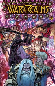 The War of the Realms #6 (2019)