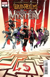 War Of Realms: Journey Into Mystery #4 (2019)