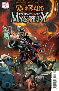 War Of Realms: Journey Into Mystery #5 (2019)