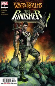 War of the Realms: Punisher #3 (2019)