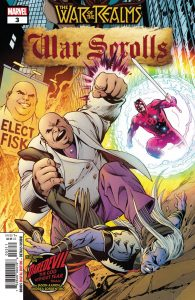 War Of The Realms: War Scrolls #3 (2019)