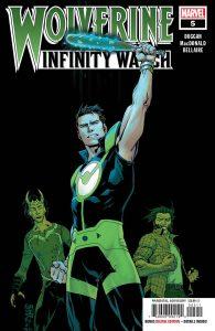 Wolverine: Infinity Watch #5 (2019)