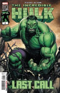 Incredible Hulk: Last Call #1 (2019)