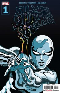 Silver Surfer: Black #1 (2019)