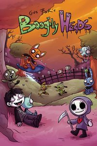 Boogily Heads #1 (2019)