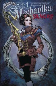 Lady Mechanika: Sangre #1 (2019)