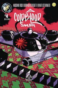 Cold Blood Samurai #4 (2019)