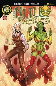 The Null Faeries #6 (2019)