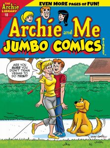 Archie and Me Comics Digest #18 (2019)