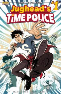 Jughead's Time Police #1 (2019)