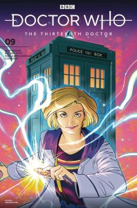 Doctor Who: The Thirteenth Doctor #9 (2019)