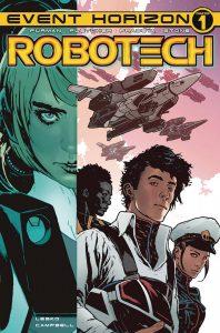 Robotech #21 (2019)