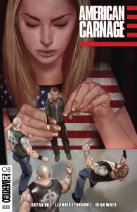 American Carnage #8 (2019)