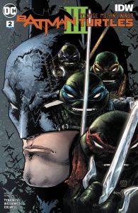 Batman / Teenage Mutant Ninja Turtles III #2 (2019)
