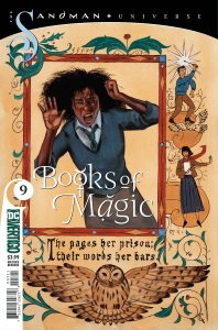 Books Of Magic #9 (2019)