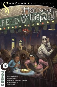House Of Whispers #10 (2019)