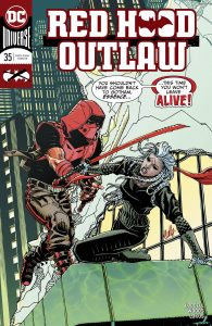 Red Hood and the Outlaws #35 (2019)