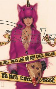 The Ride: Burning Desire #1 (2019)