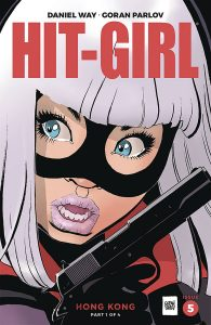 Hit-Girl: Season Two #5 (2019)
