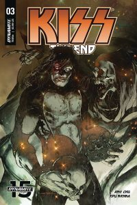 KISS: The End #3 (2019)