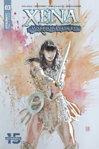 Xena: Warrior Princess #3 (2019)