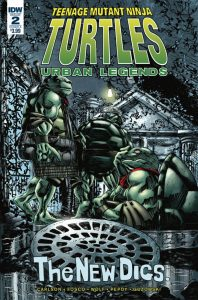 Teenage Mutant Ninja Turtles: Urban Legends #2 (2018)