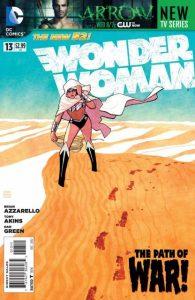 Wonder Woman #13 (2012)