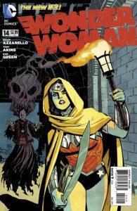 Wonder Woman #14 (2012)