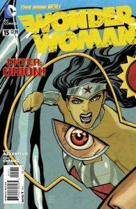 Wonder Woman #15 (2012)