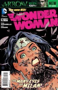 Wonder Woman #16 (2013)