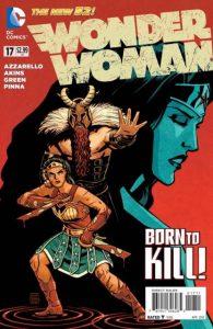 Wonder Woman #17 (2013)
