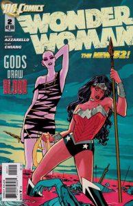 Wonder Woman #2 (2011)