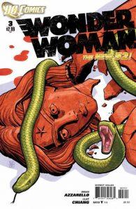 Wonder Woman #3 (2011)