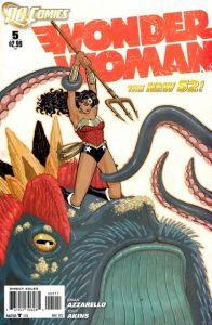 Wonder Woman #5 (2012)