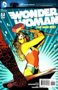 Wonder Woman #7 (2012)
