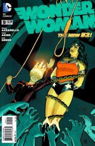 Wonder Woman #9 (2012)