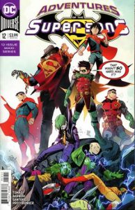 Adventures Of The Super Sons #12 (2019)