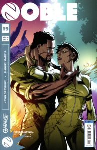 Catalyst Prime: Noble #19 (2019)