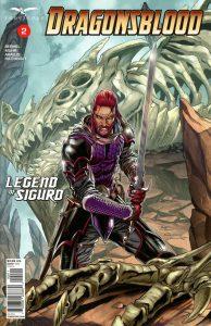 Dragonsblood #2 (2019)
