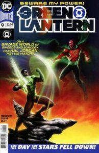 Green Lantern #9 (2019)