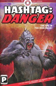 Hashtag Danger #3 (2019)