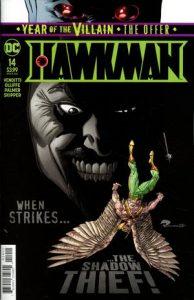 Hawkman #14 (2019)