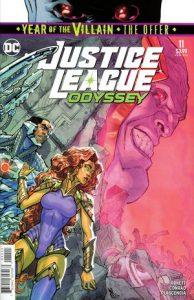 Justice League Odyssey #11 (2019)