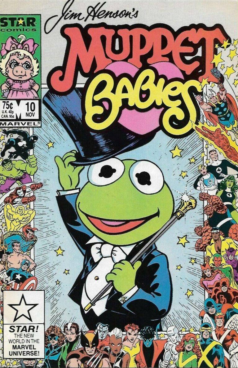 Muppet Babies Vol 1 #10 – CovrPrice