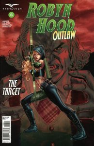 Robyn Hood: Outlaw #6 (2019)