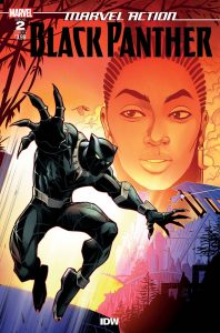 Marvel Action: Black Panther #2 (2019)