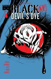 Black AF Devil's Dye #4 (2019)